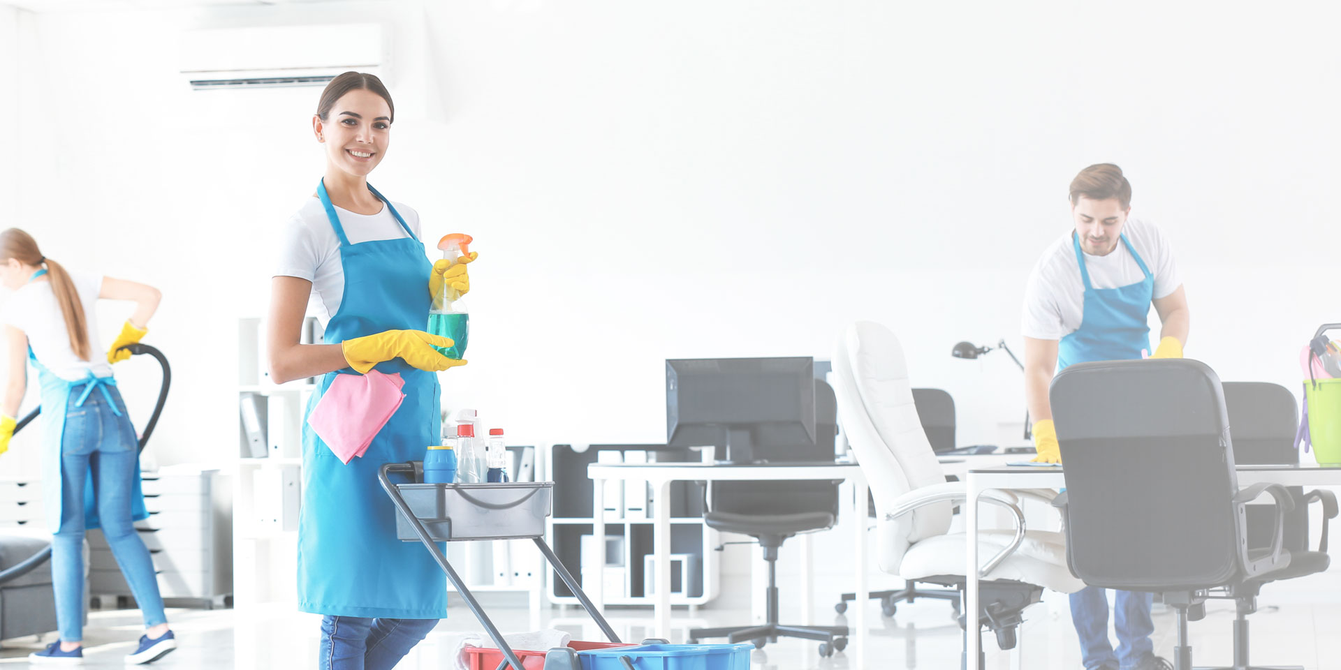 Entreprise de nettoyage professionnel