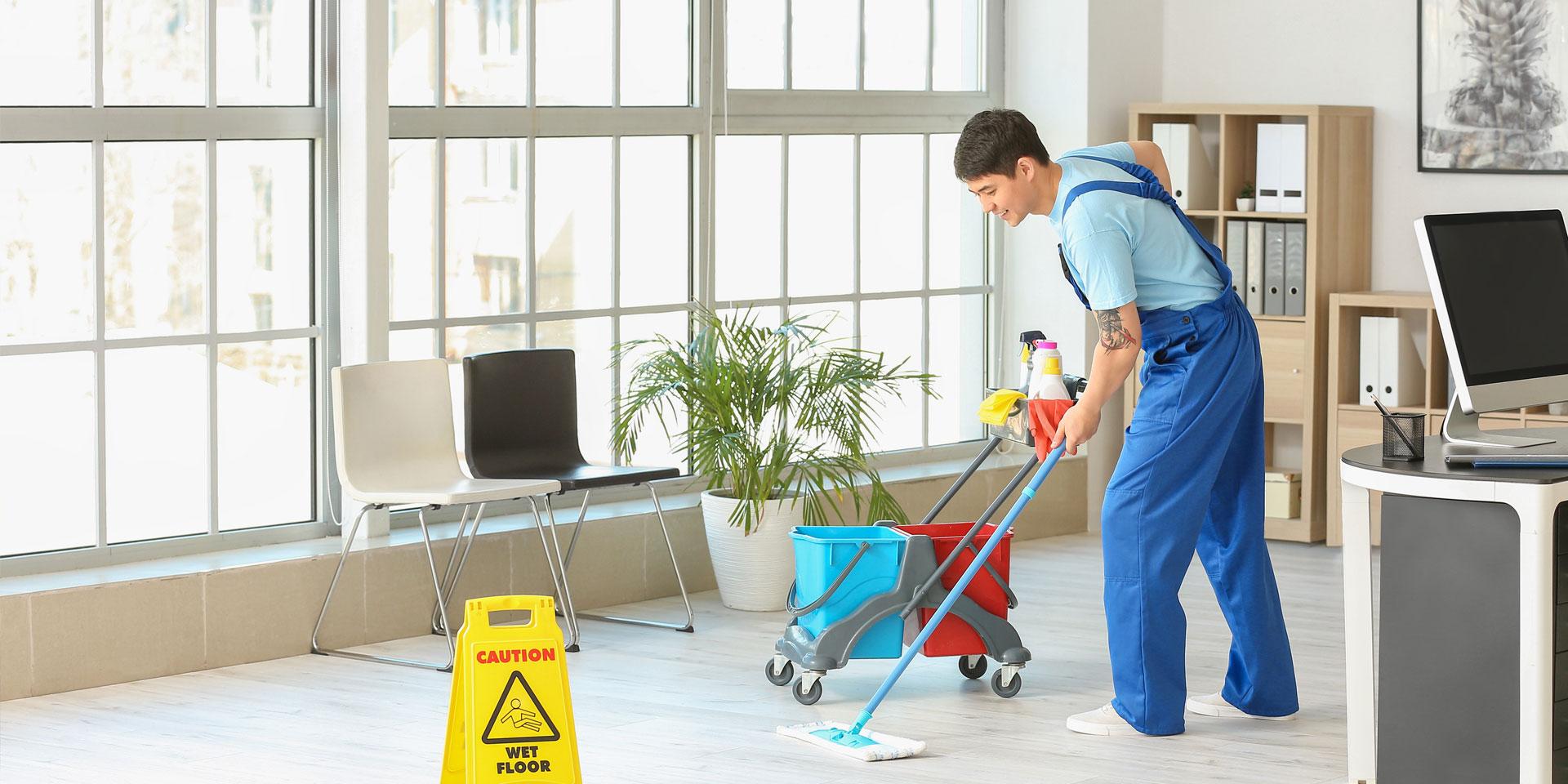 Nettoyage d'entreprise