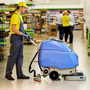 Nettoyage de commerces